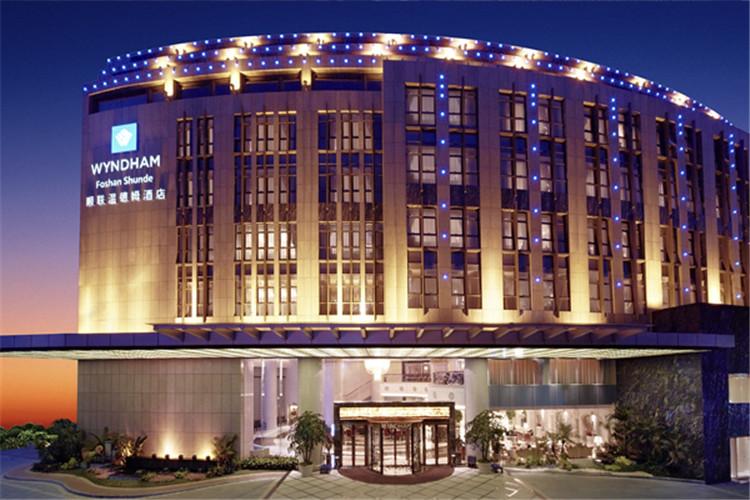 l型酒店建筑设计
